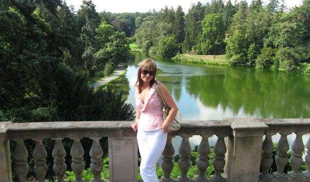 Палацовий парк Пругонице