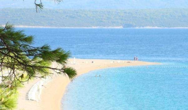 Пляж «Золотий ріг»