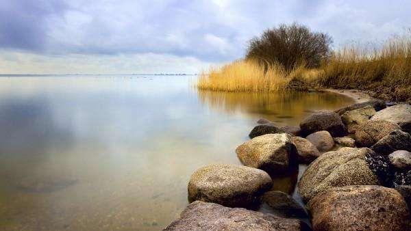 Солоне озеро Лімассол