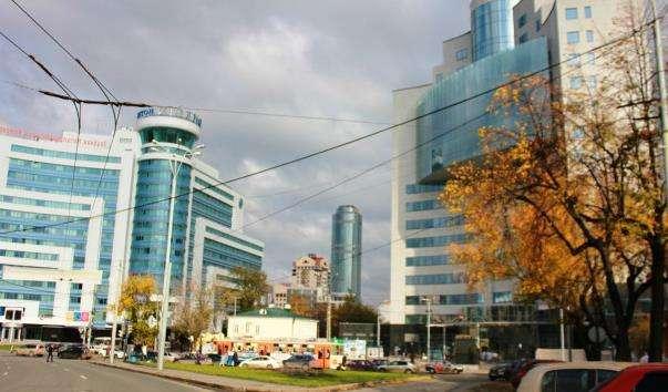 Бізнес-центр Онєгін Плаза в Єкатеринбурзі