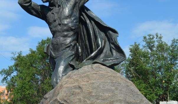 Памятник Анатолію Бредову