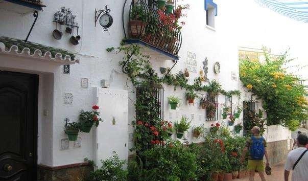 Вулиця Сан-Мігель