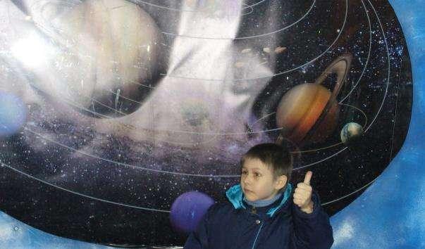 Планетарій Санкт-Петербурга