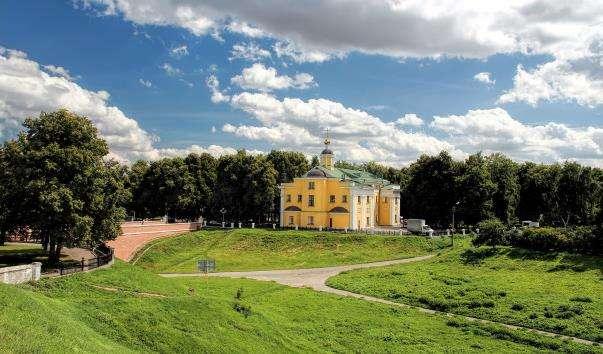 Іллінська церква в Рязані