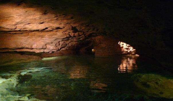Карстова печера міста Тапольца