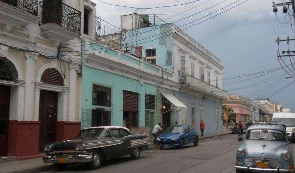 Вулиця Arguelles Avenida