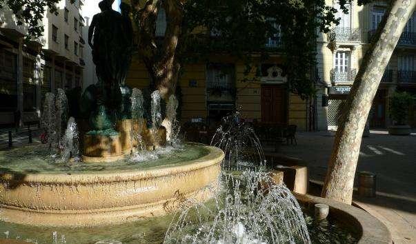 Площа Торос у Валенсії