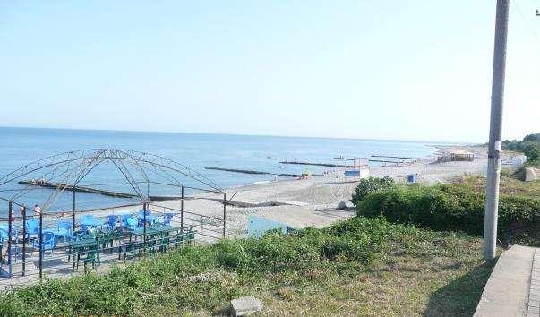 Пляж Головинки