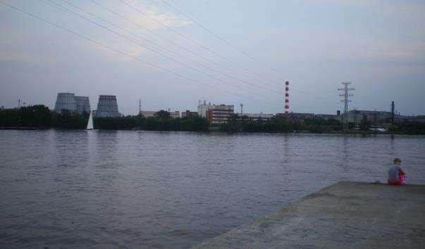 Верх-Ісетський ставок в Єкатеринбурзі