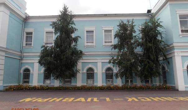 Станція Челябінськ-Головний