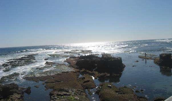 Пляж Ла Хойа Шорес