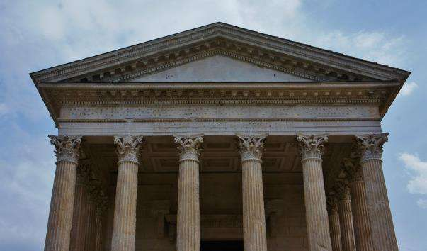 Храм Мезон Карре