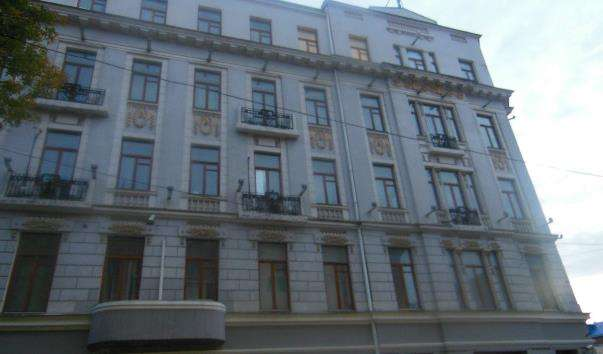 Будинок М. В. Ширмана - Будинок Страхового товариства «Росія»