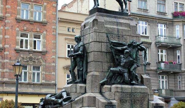 Монумент Грюнвальдської битви
