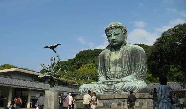 Статуя Великого Будди Камакуры