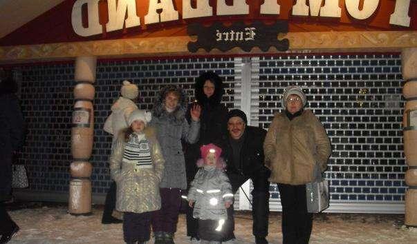 Село Шведського Діда Мороза – Томтеланд