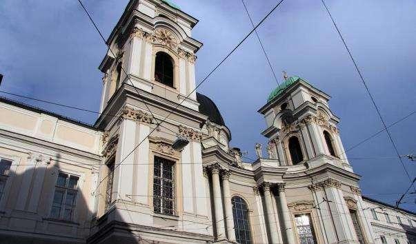 Церква Святої Трійці в Зальцбурзі
