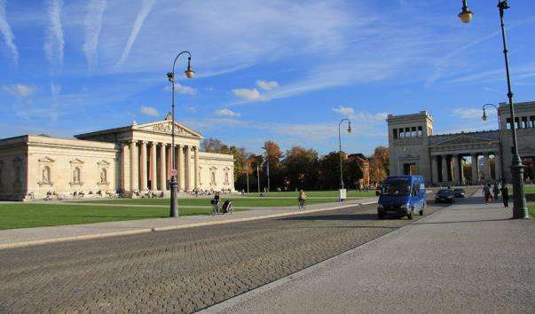 Королівська площа Мюнхена