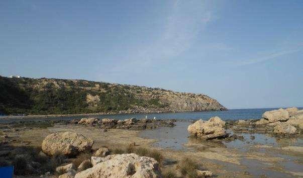 Нудистський пляж в Фаліракі