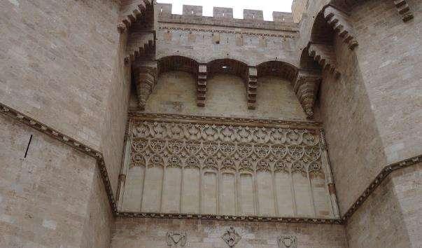Ворота «Торрес де Серрано»
