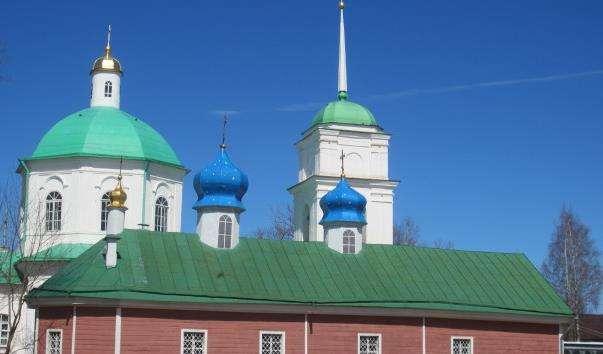 Варваринська церква