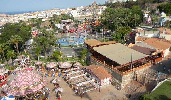 Парк атракціонів «Світ Тіволі»