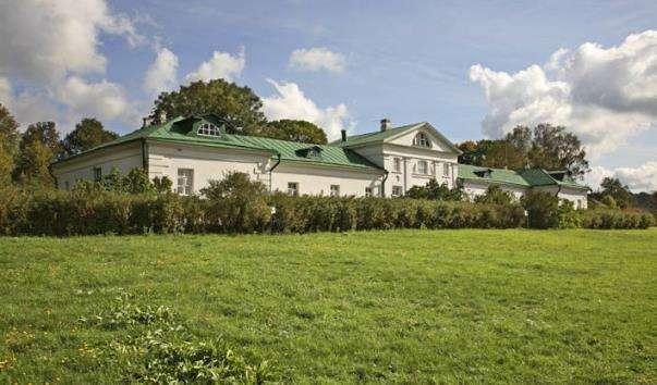 Будинок Волконського