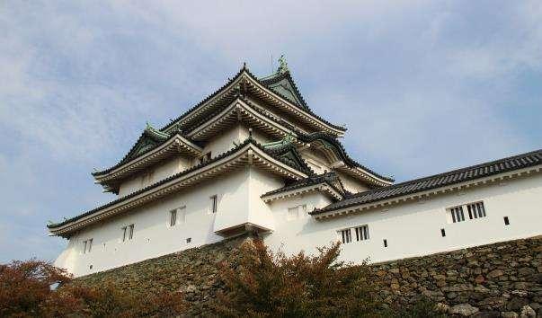 Замок Вакаяма