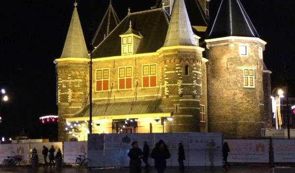 Вагова Палата в Амстердамі