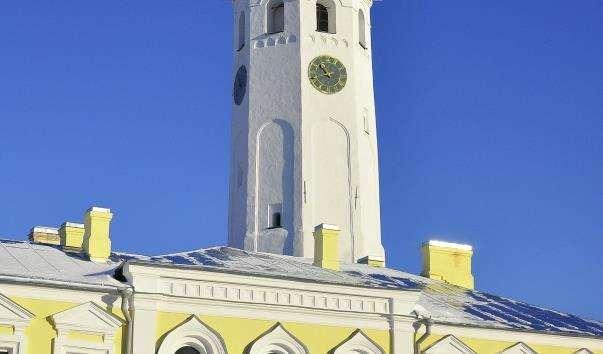 Дзвіниця церкви Сергія Радонезького