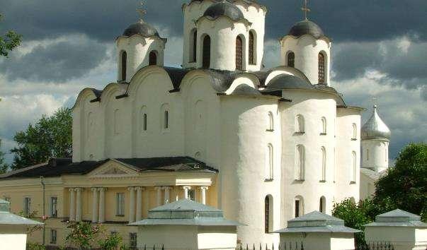 Ніколо-Дворіщенскій собор у Великому Новгороді