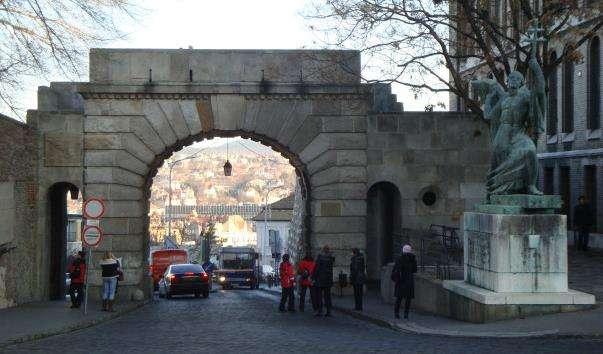 Віденські ворота в Будапешті
