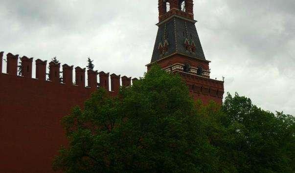 Набатная вежа Московського Кремля
