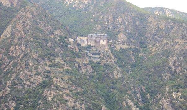 Монастир Симонопетра