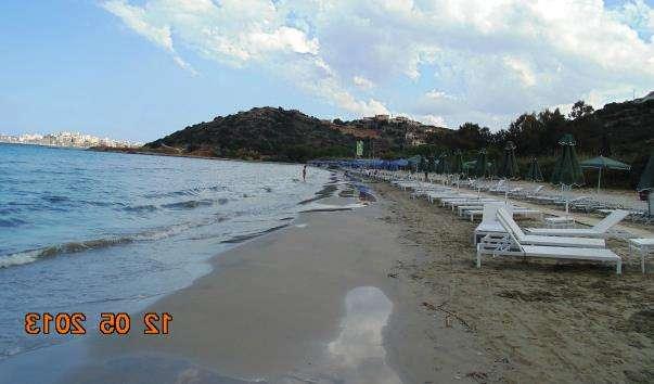 Пляж Амниссос