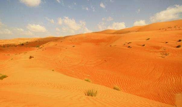 Пустеля Вахіба Сенд