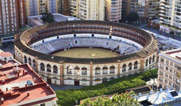 Арена для бою биків Пласа де Торос