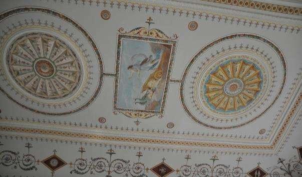 Концертний зал в Царському Селі