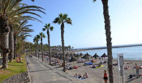 Пляж Ель Камисон