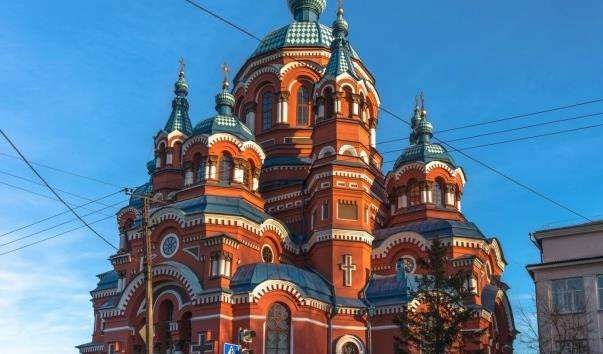 Казанська церква
