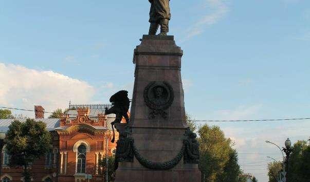 Памятник Олександру III