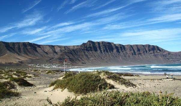 Пляж Фамара