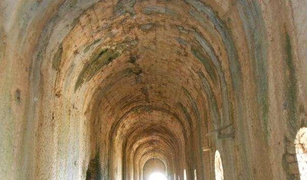 Храм Юпітера в Террачине