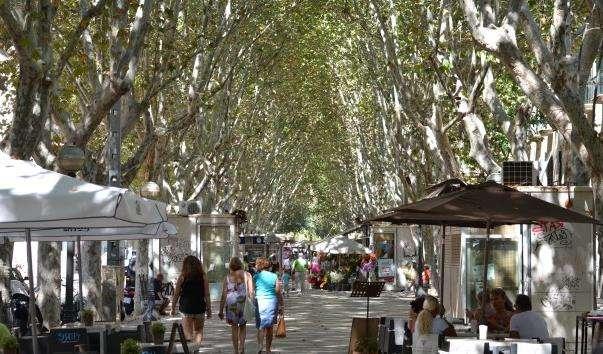 Вулиця Ла Рамблас