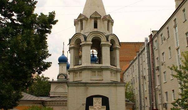 Храм преподобного Феодора Студита у Никитских Воріт