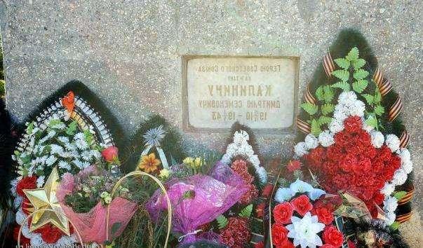 Меморіал захисникам Анапи