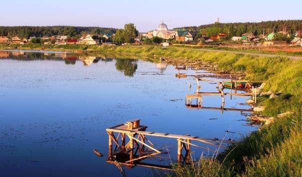 Село Завьялово