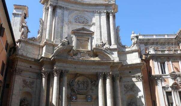 Церкрвь Сан-Марчелло-аль-Корсо