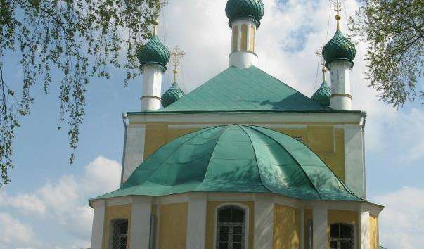 Благовіщенська церква Нікольського жіночого монастиря