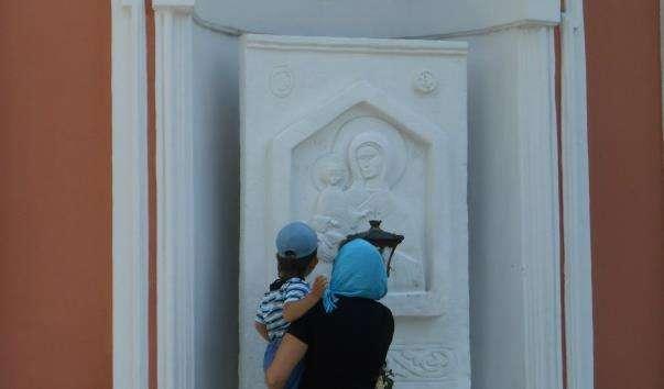 Церква Смоленської ікони Божої Матері